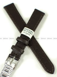 Pasek skórzany do zegarka - Morellato A01X5202875032CR14 - 14 mm