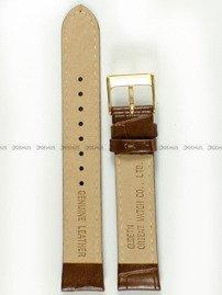 Pasek skórzany do zegarka Orient FDB0A003W0 - UDETNGT - 17 mm