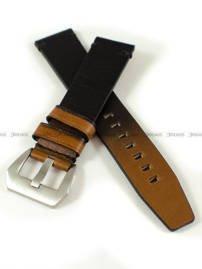 Pasek skórzany do zegarka - Pacific W120.22.3.1 - 22 mm