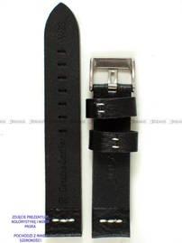 Pasek skórzany do zegarka - Pacific W23.22.1.7 - 22 mm