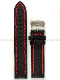 Pasek skórzany do zegarka - Pacific W24.20.1.4v2 - 20 mm