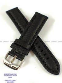Pasek skórzany do zegarka - Pacific W24.26.1.1 - 26 mm