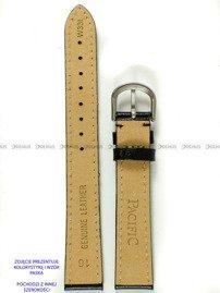 Pasek skórzany do zegarka - Pacific W33L.14.1.1 - 14 mm