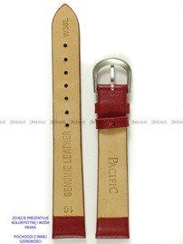 Pasek skórzany do zegarka - Pacific W36L.12.4 - 12 mm