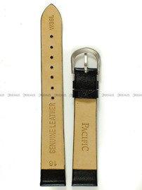 Pasek skórzany do zegarka - Pacific W36L.16.1 - 16 mm