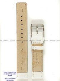 Pasek skórzany do zegarka - Pacific W37.20.7.7 - 20 mm