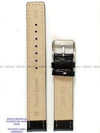 Pasek skórzany do zegarka - Pacific W37.24.1.7 - 24 mm
