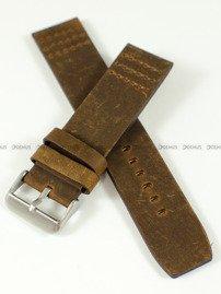 Pasek skórzany do zegarka - Pacific W39.22.2 - 22 mm