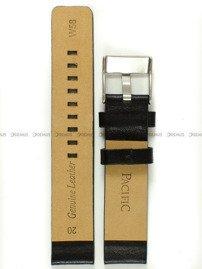Pasek skórzany do zegarka - Pacific W58.20.1 - 20 mm
