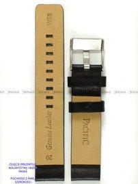Pasek skórzany do zegarka - Pacific W58.28.1 - 28 mm