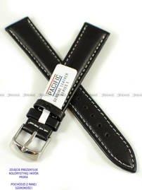 Pasek skórzany do zegarka - Pacific W70L.10.1.7 - 10 mm