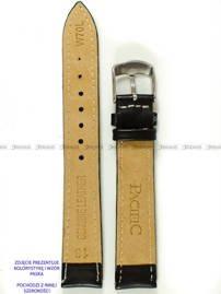 Pasek skórzany do zegarka - Pacific W70L.22.1.7 - 22 mm