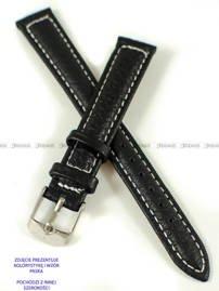 Pasek skórzany do zegarka - Pacific W71.12.1.7 - 12 mm