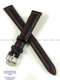 Pasek skórzany do zegarka - Pacific W71.26.1.4 - 26 mm