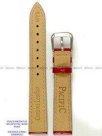 Pasek skórzany do zegarka - Pacific W75.12.4.4 - 12 mm
