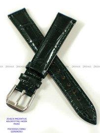Pasek skórzany do zegarka - Pacific W75.14.9.9 - 14 mm