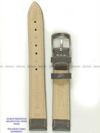 Pasek skórzany do zegarka - Pacific W83N.18.6.6 - 18 mm