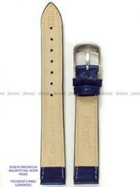 Pasek skórzany do zegarka - Pacific W83N.22.5.5 - 22 mm