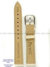 Pasek skórzany do zegarka - Pacific W94.14.71.71 - 14 mm