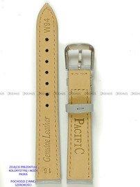 Pasek skórzany do zegarka - Pacific W94.24.6.6 - 24 mm