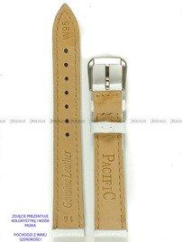 Pasek skórzany do zegarka - Pacific W95.18.7.7 - 18 mm