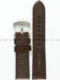 Pasek skórzany do zegarka - Tekla PT49.22.2 - 22 mm