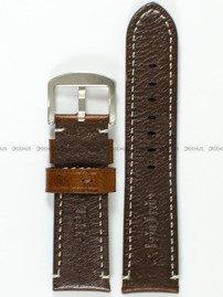 Pasek skórzany do zegarka - Tekla PT49.24.2.7 - 24 mm