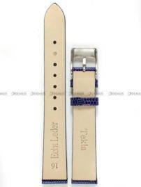 Pasek skórzany do zegarka - Tekla PT7.16.62 - 16 mm