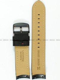 Pasek skórzany do zegarka Vostok Anchar 6S30-5104244 - 24 mm