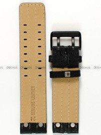 Pasek skórzany do zegarka Vostok Expedition North Pole 515.24H-595C502 - 24 mm