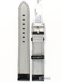 Pasek wodoodporny karbonowy do zegarka - Morellato A01U3586977891 18 mm