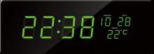 Zegar cyfrowy JVD DH2.1