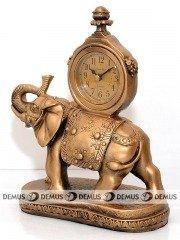 Zegar kominkowy kwarcowy Tempus Fugit 328