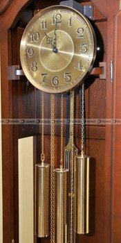 Zegar mechaniczny stojący Albert II-Gold-BWA