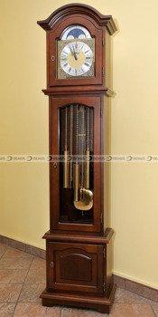 Zegar mechaniczny stojący Pascal-Gold-BWA