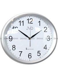 Zegar na ścianę sterowany radiowo JVD RH64.9