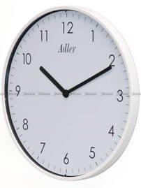 Zegar ścienny Adler 30165-White
