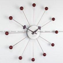 Zegar ścienny ExitoDesign Zara Balls HS-087W