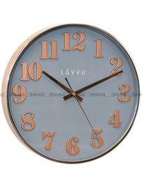 Zegar ścienny LAVVU HOME Grey LCT1161