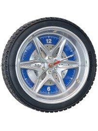Zegar ścienny Opona Samochodowa Perfect 2138-Blue-PL