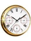 Zegar ścienny Perfect YT200MT-ZŁ