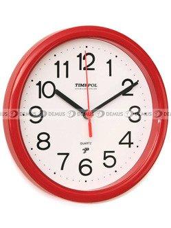 Zegar ścienny Timepol WL608-PL-CZ