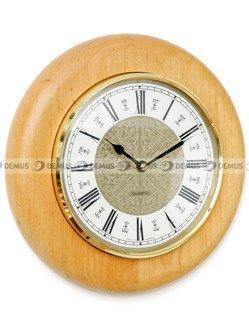 Zegar ścienny drewniany TFA 240-0-D