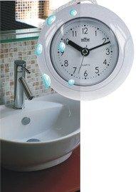 Zegar ścienny łazienkowy wodoodporny MPM E01.2526.00
