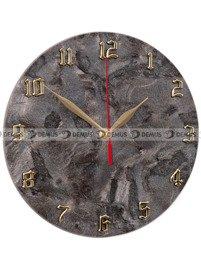 Zegar ścienny z kamienia Demus Stone Clock 02