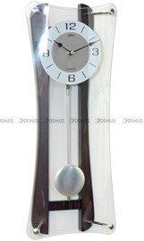 Zegar wiszący kwarcowy Adler 20118-W2
