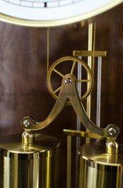 Zegar wiszący mechaniczny Konrad-Gold-09