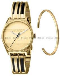 Zegarek Damski Esprit ES1L059M0025 - Bransoletka w zestawie