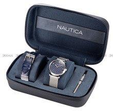 Zegarek Damski Nautica Coral Gables NAPCGP907 - W zestawie dodatkowy pasek