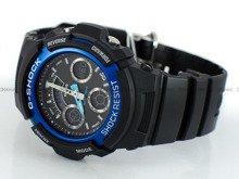 Zegarek G-SHOCK Blue Devil AW-591 2AER